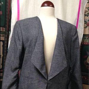 Nine west gray jacket